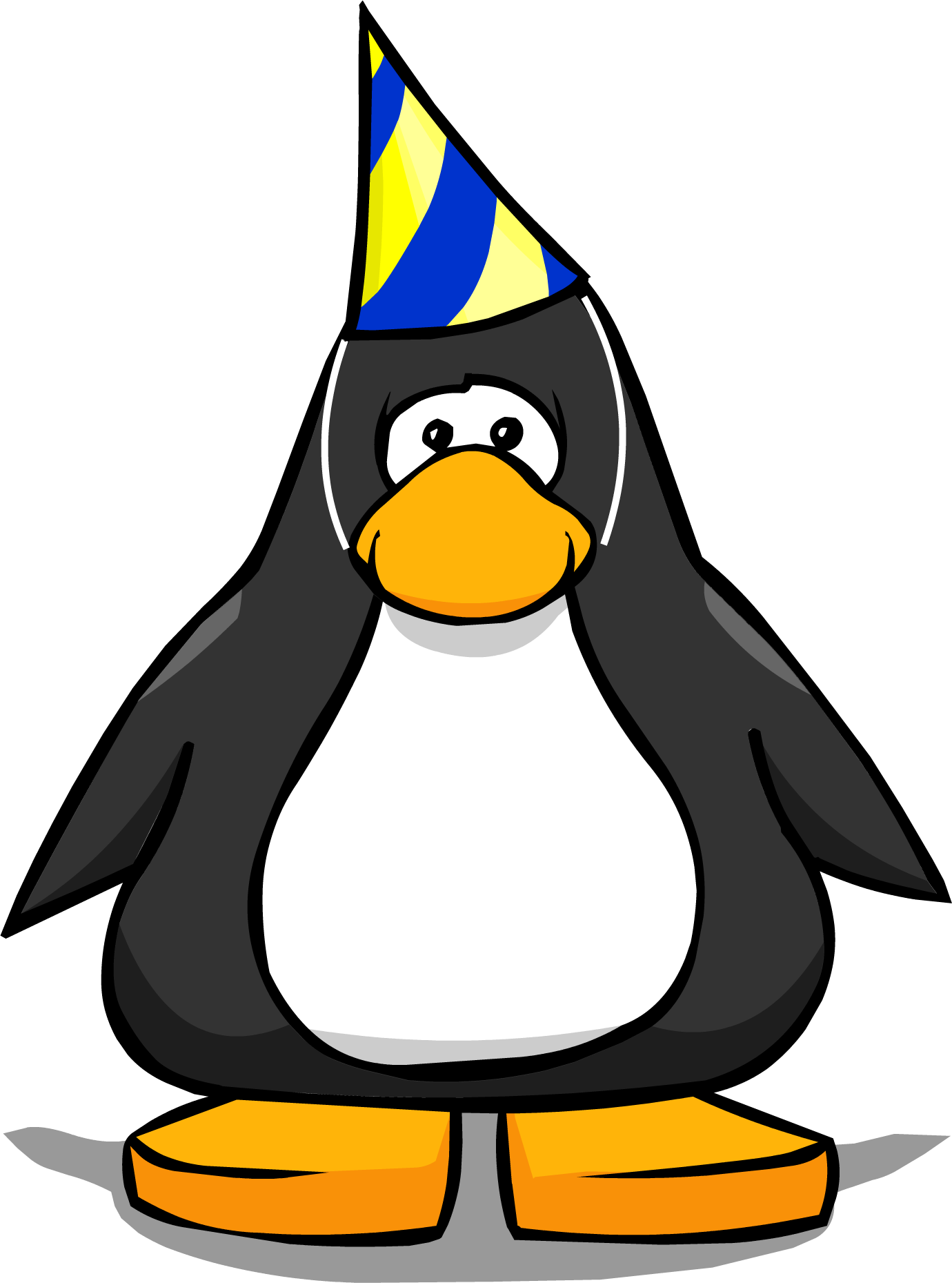Image result for club penguin party hat