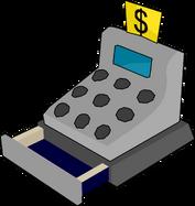 Cash Register sprite 004