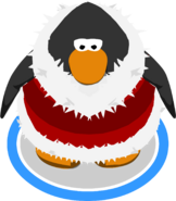Claus-ette Outfit IG