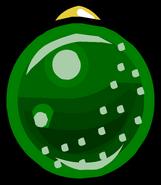 Green Bauble sprite 001