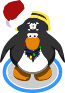 Rockhopper's Holiday Playercard 2019 IG