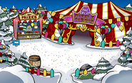 The Fair 2019 Great Puffle Circus Entrance