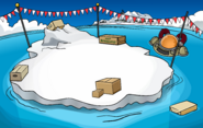 April Fools' Party 2019 Iceberg