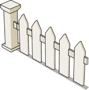 Picket Fence sprite 007