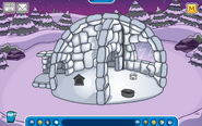 Thorn Igloo - Early June 2019 - Club Penguin Rewritten