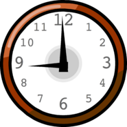Wall Clock sprite 002