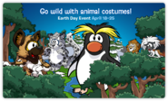 Earth Day Party 2019 Login