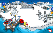 Winter Party 2019 Dock