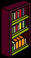 Burgundy Bookshelf sprite 010