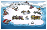 Ice Rink Map