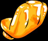 Orange Inflatable Sofa sprite 004