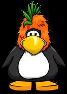 Bird Mascot Head on Player Card