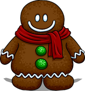 Gingerbread Cookie Costume PC
