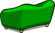 Green Couch sprite 004