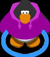 Purple Hoodie IG