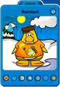 Rainbert Player Card - Late March 2019 - Club Penguin Rewritten (3)