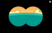 Sensei's Fire Scavenger Hunt Cove Binoculars