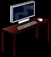 Computer Desk sprite 009