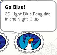 Go Blue SB