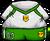 Green Away Soccer Jersey