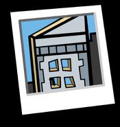 Cityscape Background Icon