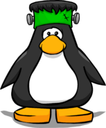 Frankenpenguin Hat PC