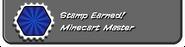 Minecart Master Earned
