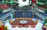 Christmas Party 2017 EPF Command Room