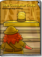 Costume Trunk Quest for the Golden Puffle