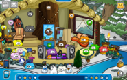 Puffle Igloo Seth