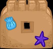 Sand Castle Wall sprite 001