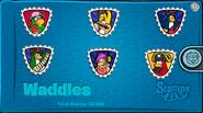 Waddles Stampbook