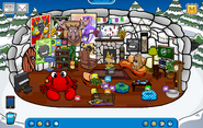 Angale Igloo - Club Penguin Rewritten
