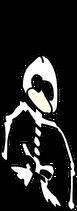 Spooky Scary Skeleton sprite 003