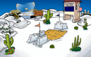 Winter Fiesta 2018 Snow Forts
