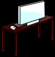 Computer Desk sprite 005