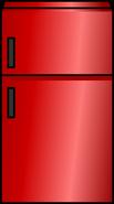 Shiny Red Fridge sprite 001