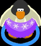 Snowy Sky Dress IG