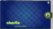Charlies stampbook 1