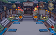 Halloween Party 2018 Ninja Hideout