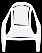 White Plastic Chair sprite 001