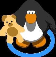Teddy Bear in-game