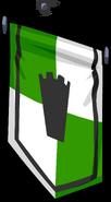 Green Banner sprite 008