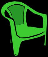 Green Plastic Chair sprite 005