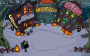 Halloween Party 2019 Town