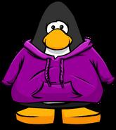 Purple Hoodie PC