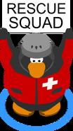 Ski Patrol Jacket Special Action