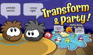 Puffle Party 2020 Login Screen 1