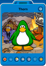 Thorn Player Card - Early July 2020 - Club Penguin Rewritten (2)
