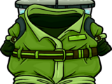 Water Suit 3000